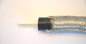 High Voltage Coax
